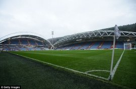 Championship strugglers Huddersfield have launched a tailor-made funeral service for club's fans