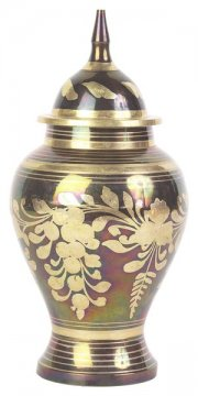 Roman Catholics must keep ashes of the deceased in an urn.