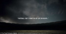 To promote their new service, they posted a YouTube video which featured Bill Shankly's famous quote
