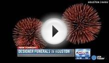 Fireworks display among many options for cremated ashes